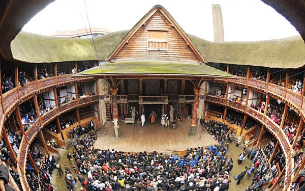 Shakespeare's Globe Theatre English Literature Tour Drama Tour IB Theatre Tour
