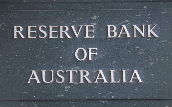 Reserve Bank Finance Tour