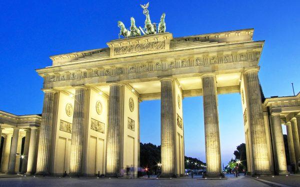 Brandenburg Gate World War II Tour Modern History