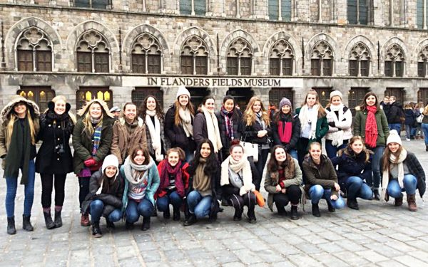 In Flanders Field Museum World War I Histroy Tour Modern History Tour