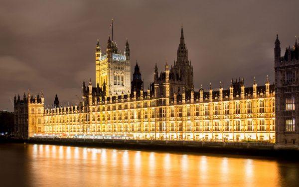 Houses of Parliament London Tour