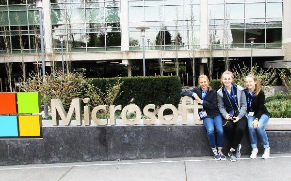 Microsoft STEM Tour Science Tour ICT Tour ICT general capabilities