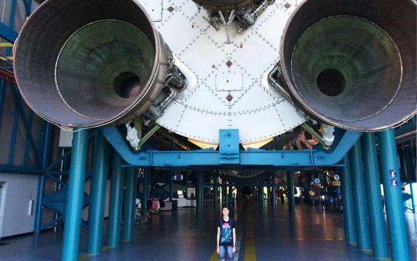 NASA Kennedy Space Centre STEM Tour Science Tour Space Science Tour
