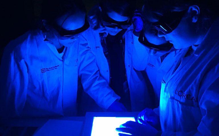 Laboratory Experiments STEM Tour Science Tour