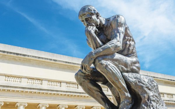 The Thinker. Rodin. Art Tour Visual Art Tour Scultpure and other media classes and tours
