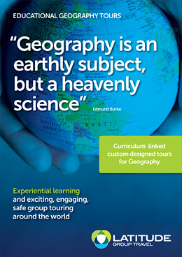 Geography Tours Brochure