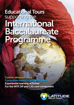 IB Programme brochure