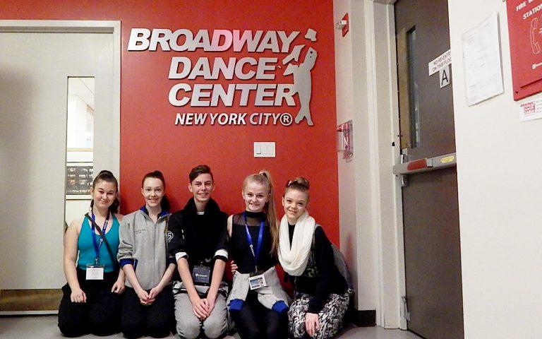 Broadway dance centre