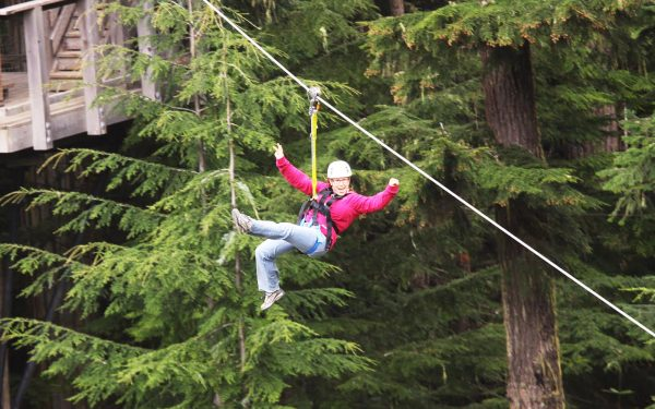Ziplining Health and Physical Education Tours Sports Tours Team Building Tours