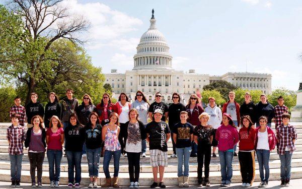 Capitol Building Washington DC American Revolutionary War Tour Politics Tour Civics and Citizenship Tour Law Tour