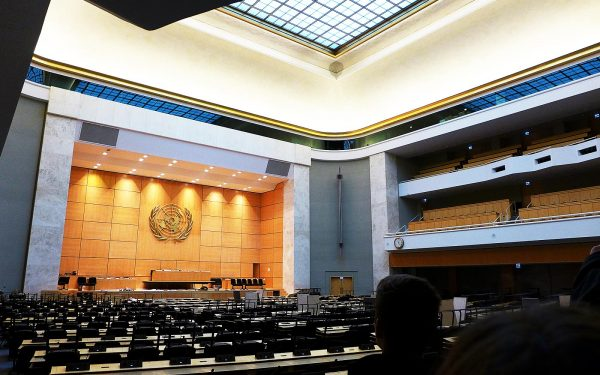 United Nations Palace of Nations Civics and CItizenship Tour Politics Tour and Law Tour