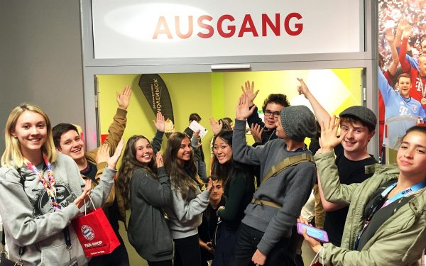 Language Experience German Tour