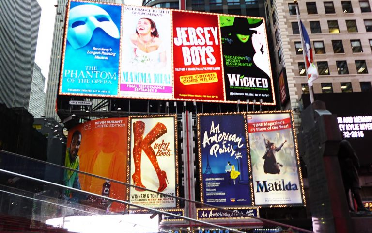 Times Square Broadway Shows Dance, Drama and Vocal classes Disney Theatrical Classes Drama Tour Dance Tour Vocal Tour Choral Tour Music Tour Instrumental Tour Performing Arts Tours