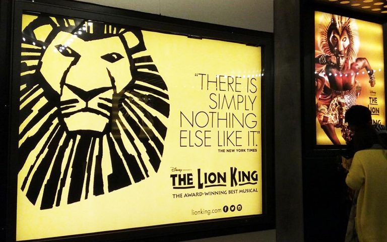 The Lion King West End Show Broadway Show Dance, Drama and Vocal classes Disney Theatrical Classes Drama Tour Dance Tour Vocal Tour Choral Tour Music Tour Instrumental Tour Performing Arts Tour