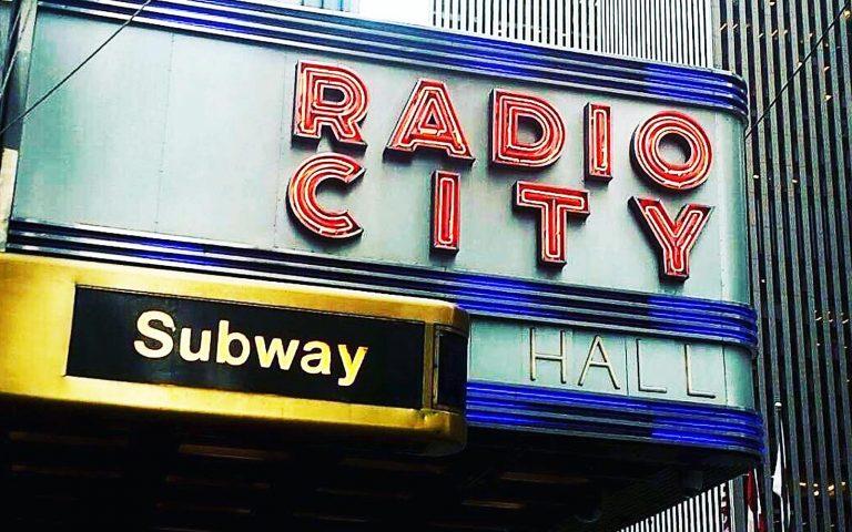 Radio City building