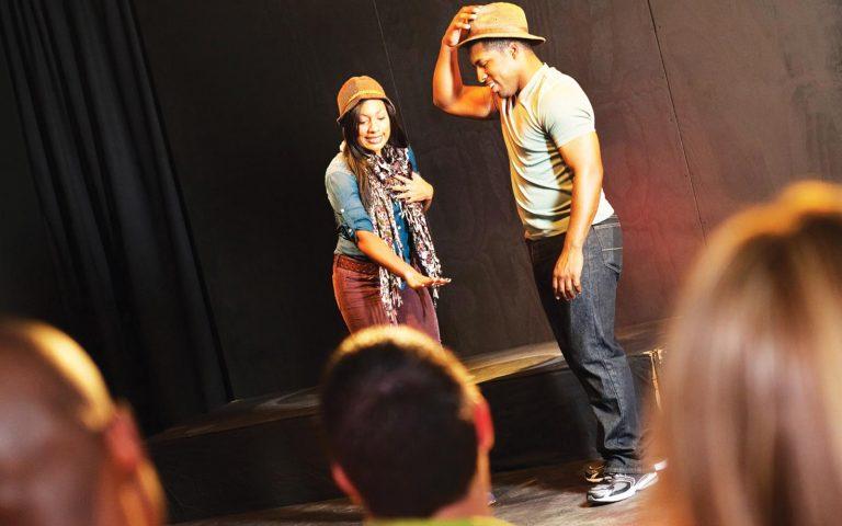 Music Tour Performing Arts Tour Drama Tour IB Theatre Tour