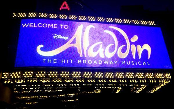 Aladdin West End Show Broadway Show Disney Theatrical Experiences Dance Tour Drama Tour Vocal Tour Choral Tour Music Tour Performing Arts Tour IB Theatre Tour