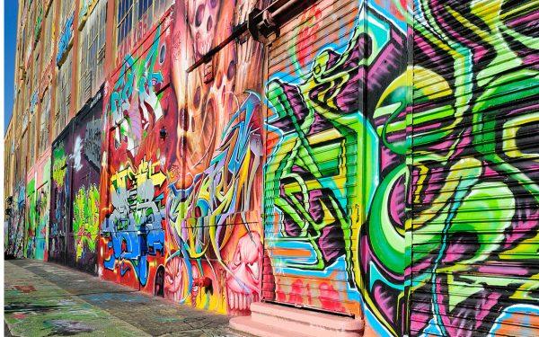 Graffiti Art Tour