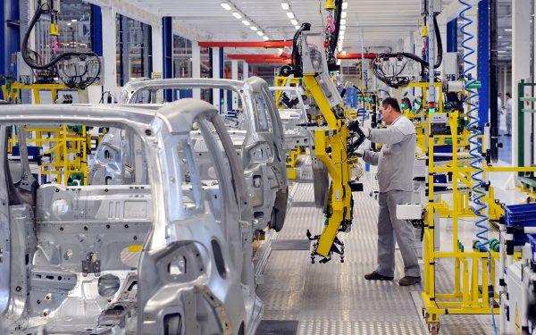 Automobile manufacturing STEM tour