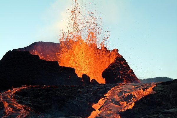 Hawaii Kiluea Volcano Geology Geography Tours