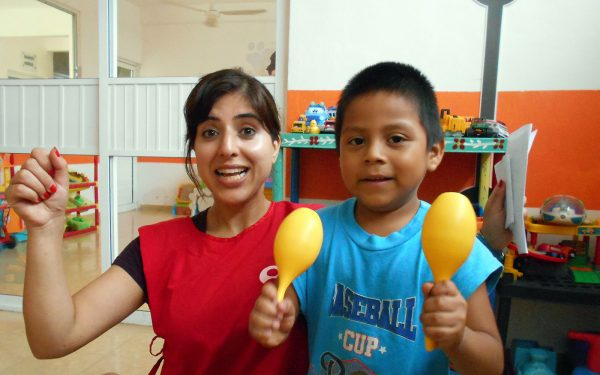 Playing Service Learning Tour Mexico