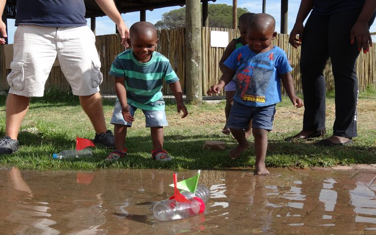 PLaying with Children Service Learning Tour CapeTown South Africa