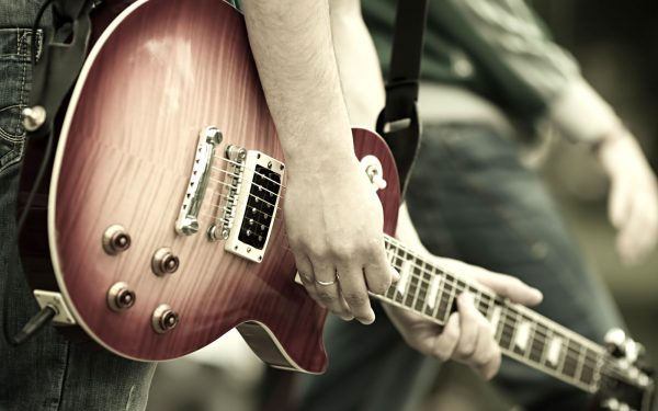 Guitar Instrumental Tour Music Tour