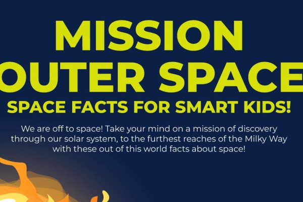 101 facts about space for kids